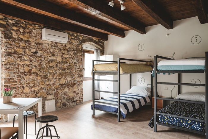 4 Mixed Dorm The Hostello Verona