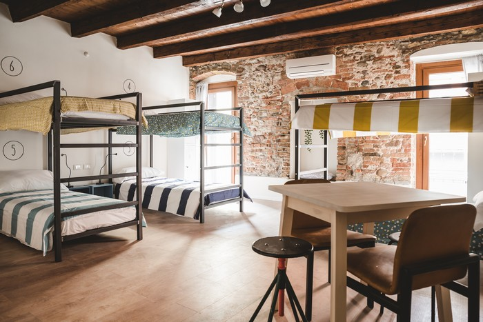 6 Female Dorm The Hostello Verona